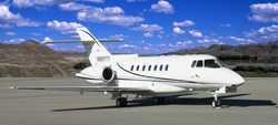 Hawker 1000 Charter Jet